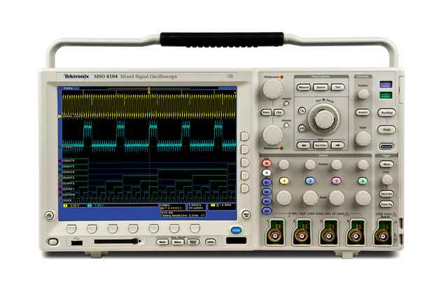 DPO4034 混合信号数字示波器
