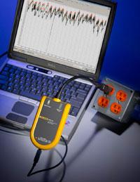 Fluke VR1710 电压质量记录仪图片