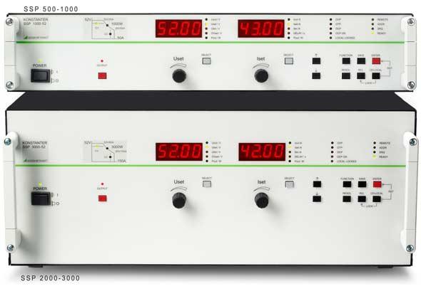 SSP 实验室程控电源