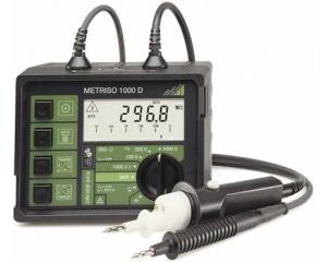 METRISO 1000D 绝缘电阻测试仪图片