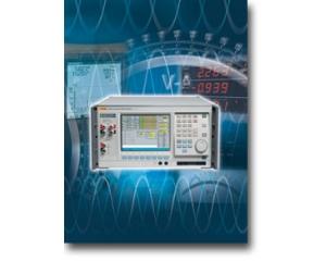 6100A功率电能标准图片