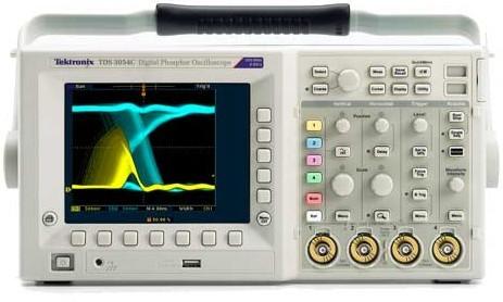 TDS3014C 数字示波器图片