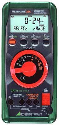 METRAHit 28C light过程校验仪图片