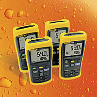 Fluke 50 II接触式温度计图片