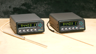Fluke 1502A测温仪图