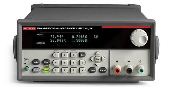 keithley 2200-20-5可编程直流电源